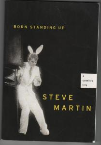 Steve Martin's fascinating book on his early days in comedy