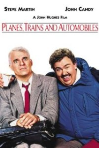 The Comedy Classic: Planes, Trains and Automobiles, John Candy and Steve martin